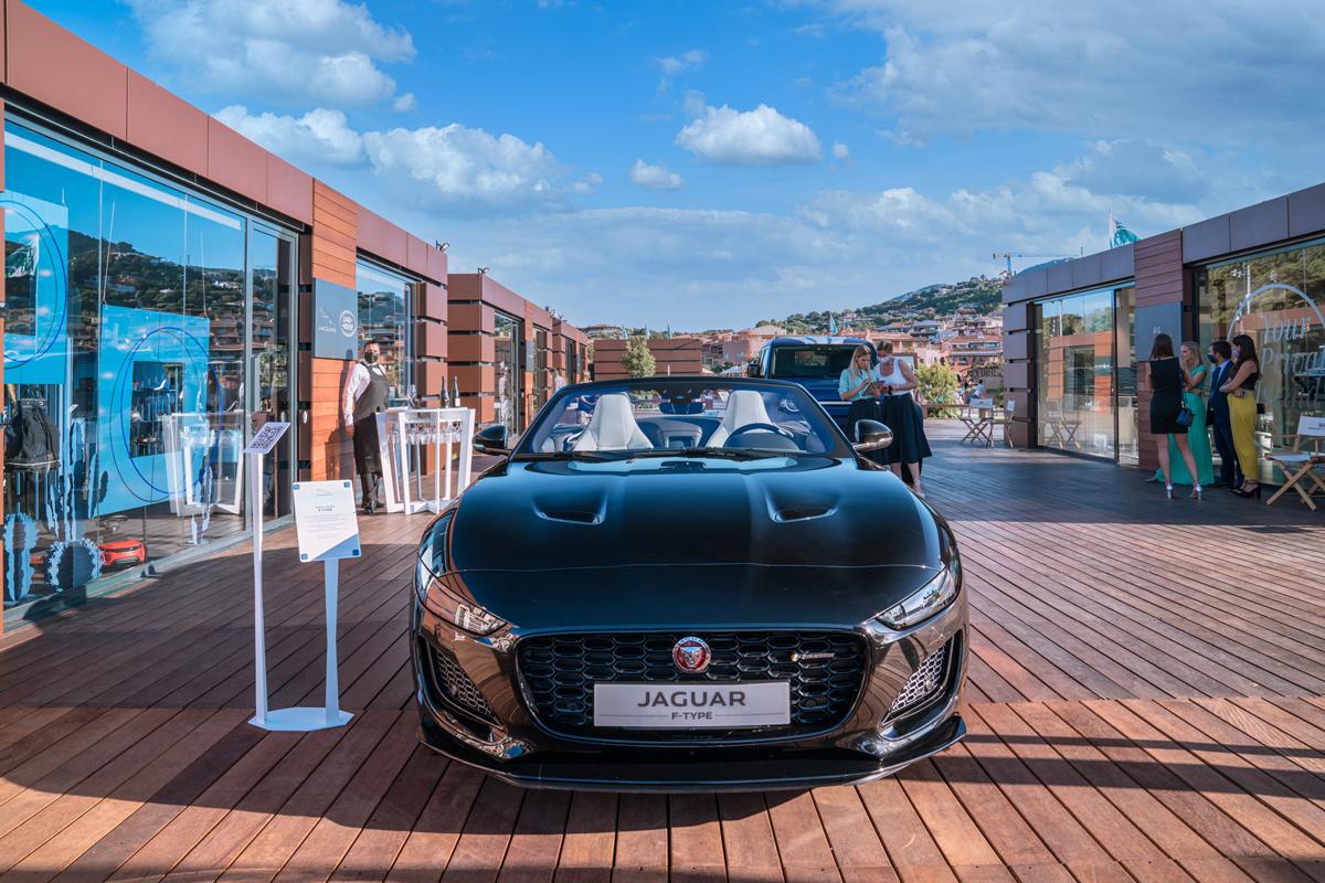 Jaguar <br> Land Rover