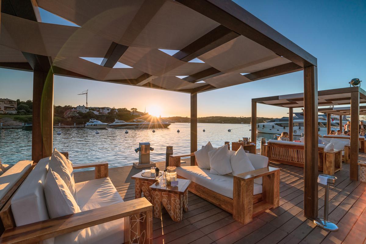 Nikki Beach Lounge